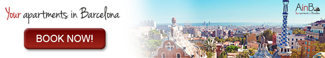 AinB rent an apartment in Barcelona to enjoy the spring in Barcelona