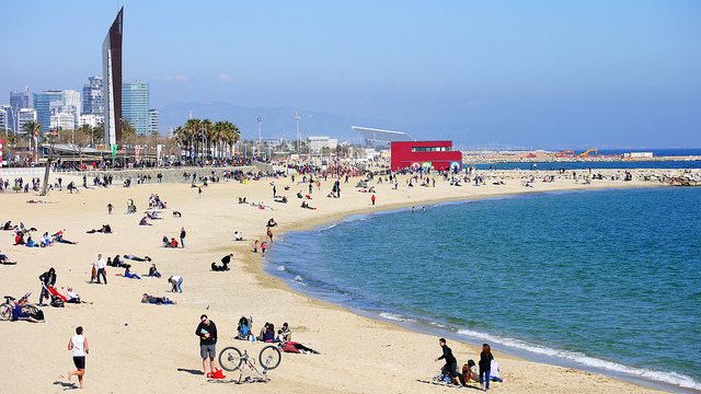 The best beaches in Barcelona - Apartments in Barcelona - Blog