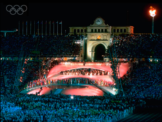 Olympic Games in Barcelona 1992