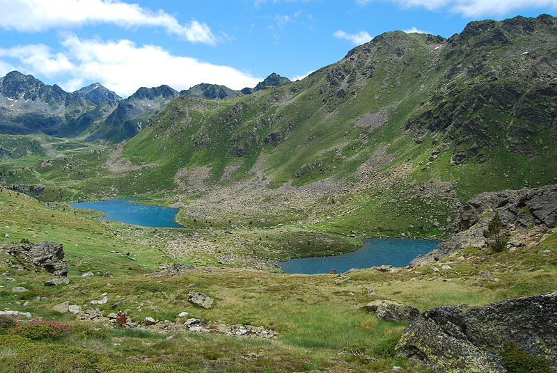 Andorra, the small country