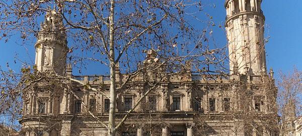 Post Office Barcelona