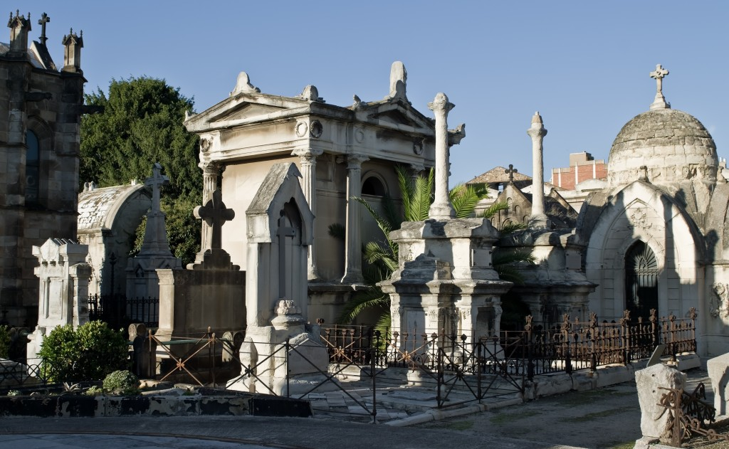 Barcelona cemeteries
