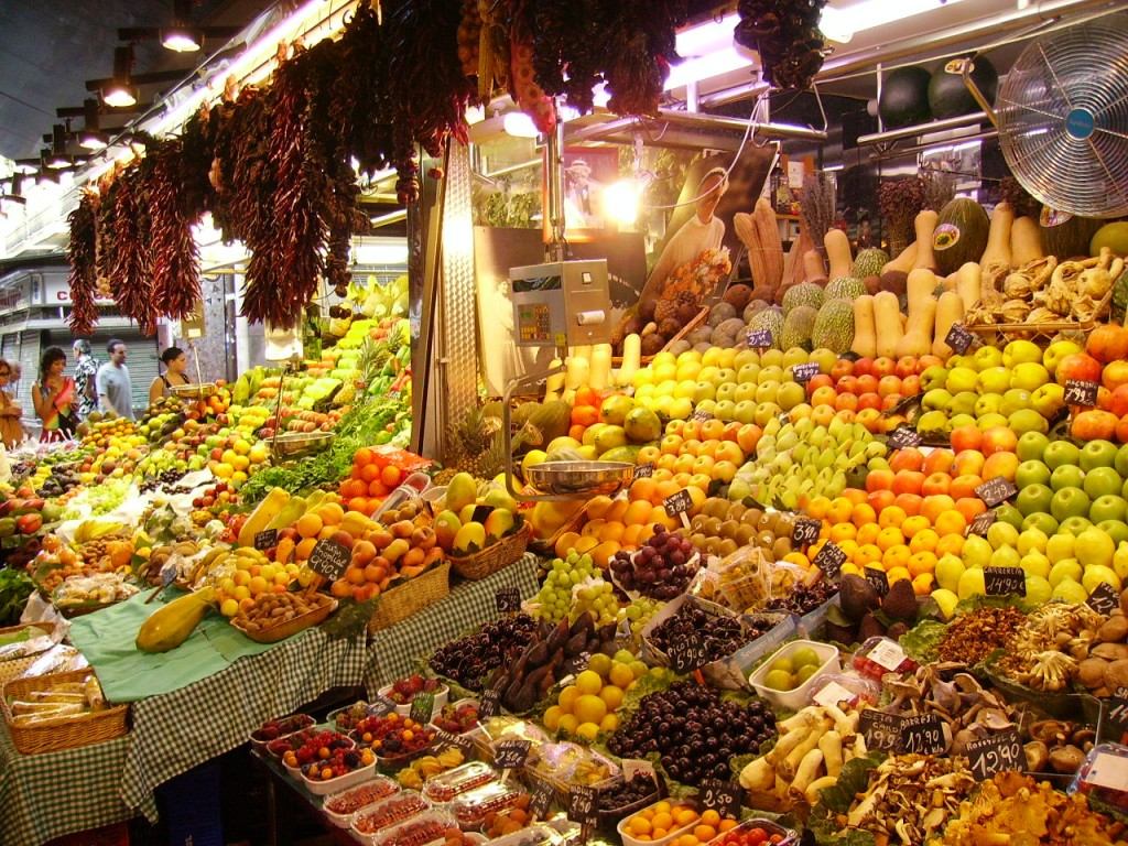 Barcelona is a paradise for shopping lovers
