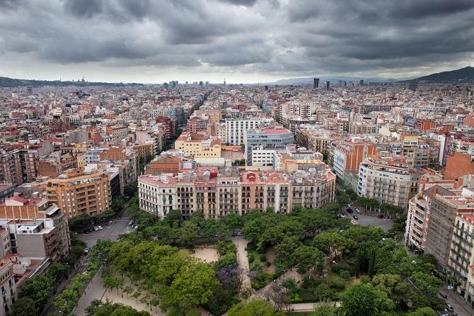 Eixample of Barcelona