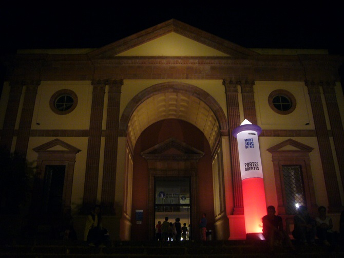 The night of the museums open the doors of the best museums of Barcelona for free