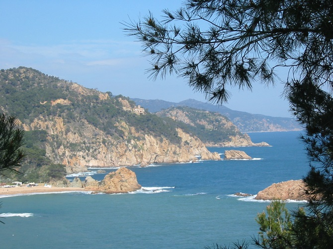 An escape from Barcelona to Costa Brava