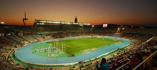 Estadi Olímpic Lluís Companys: epicenter of the olympics games of Barcelona
