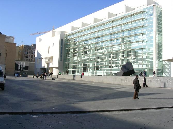 Plaça dels Angels, the contemporary heart of El Raval and Barcelona