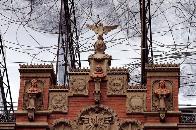 Barcelona for free: fundació Antoni Tàpies