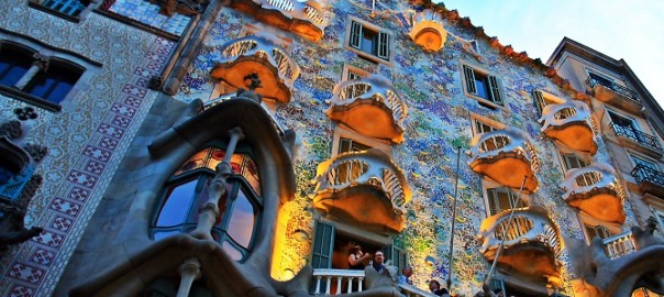 Barcelona in two days: casa batlló