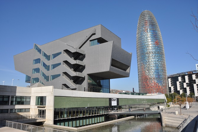 Route of design in Barcelona: Glòries