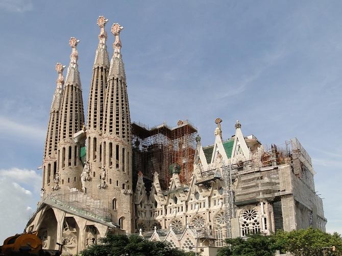 Best apartments in Eixample: Sagrada Familia