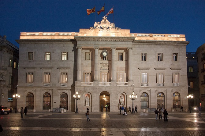 History of Barcelona: Jaume I