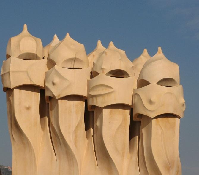 History of Barcelona: Gaudí