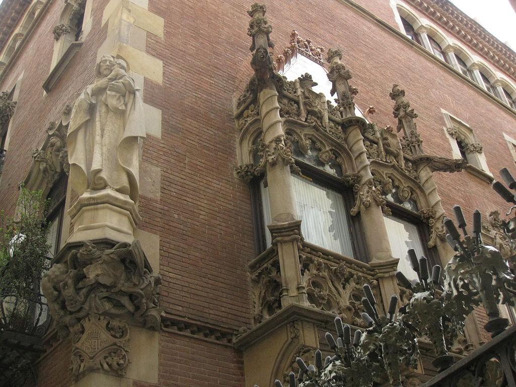 Casa Martí- Modernism in Barcelona