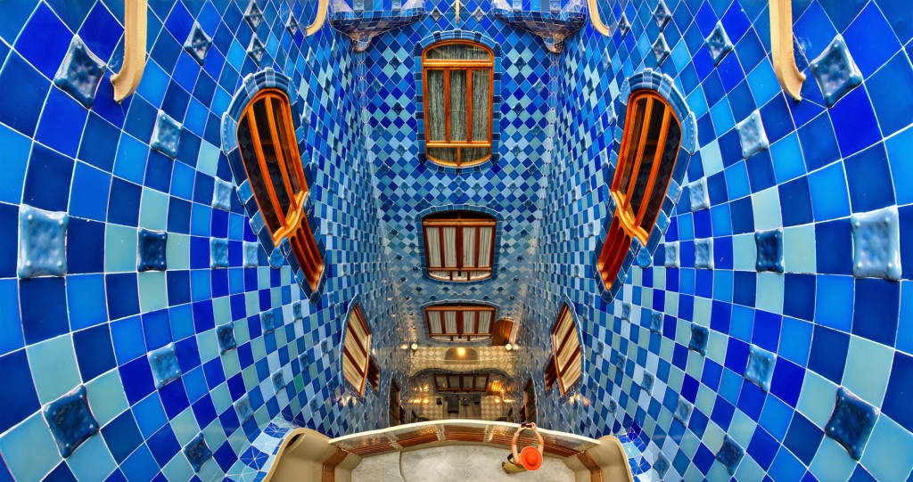Casa Batllo barcelona modernism