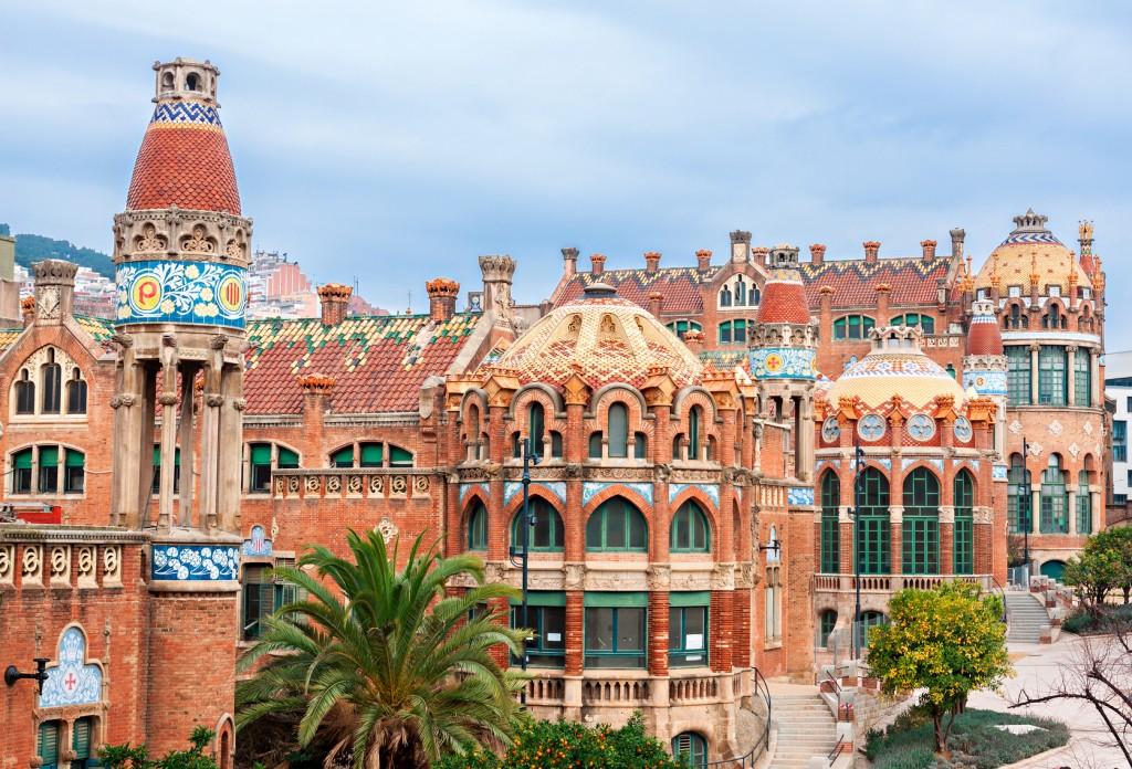 Modernism barcelona top 10