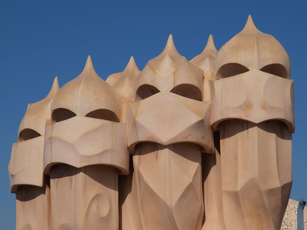 La Pedrera, Barcelona modernism