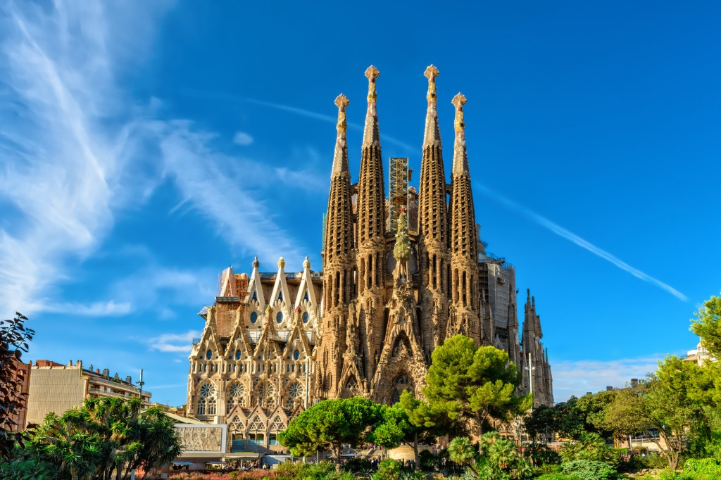 Sagrada Familia: Modernism in Barcelona