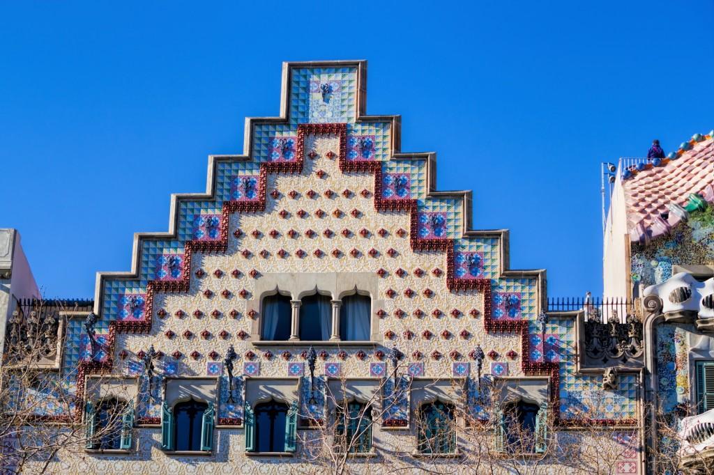 Casa Amatller: Top 10 modernism Barcelona