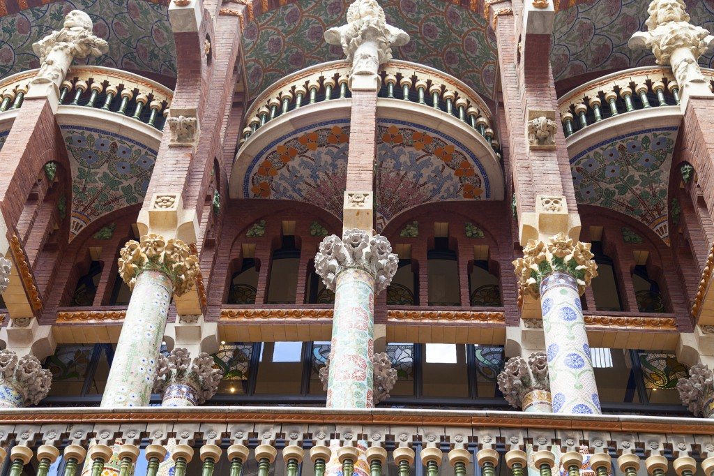 Top 10 modernism barcelona