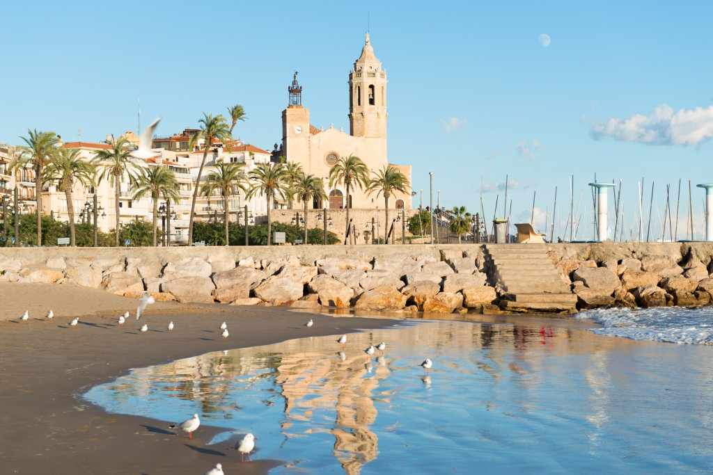 Top 5 Beaches outside of Barcelona