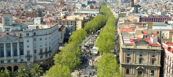 Things to do in las ramblas of Barcelona