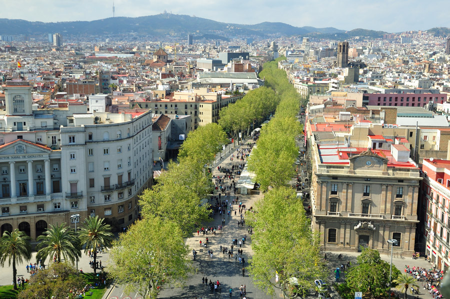 10 Things to do in the Ramblas of Barcelona