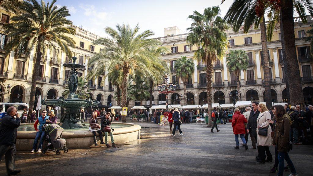 barcelona in three days gothic