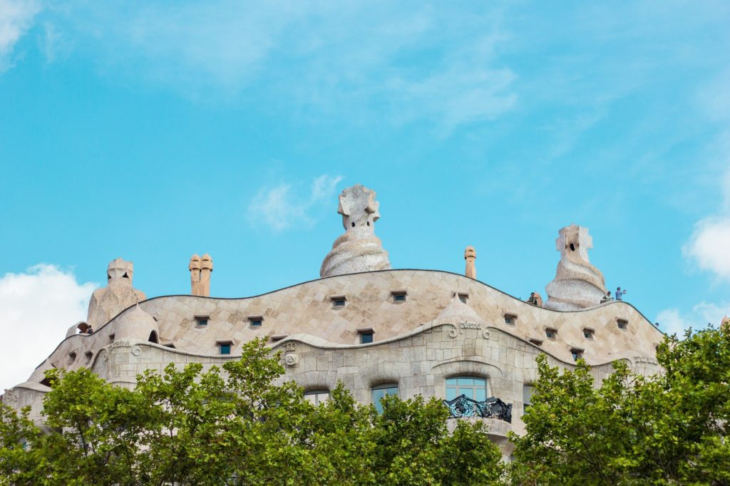 barcelona in three days gaudi
