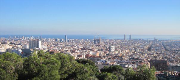barcelona in three days