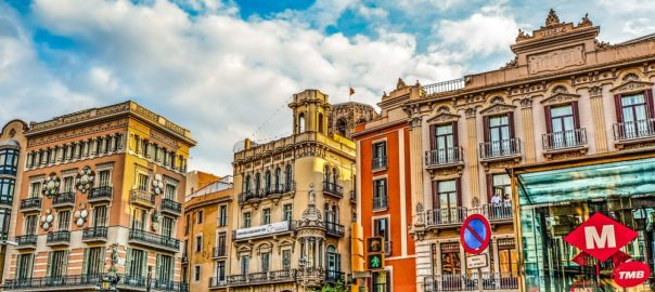 choosing an apartment in Barcelona