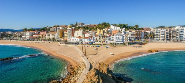Visiting Costa Brava from Barcelona