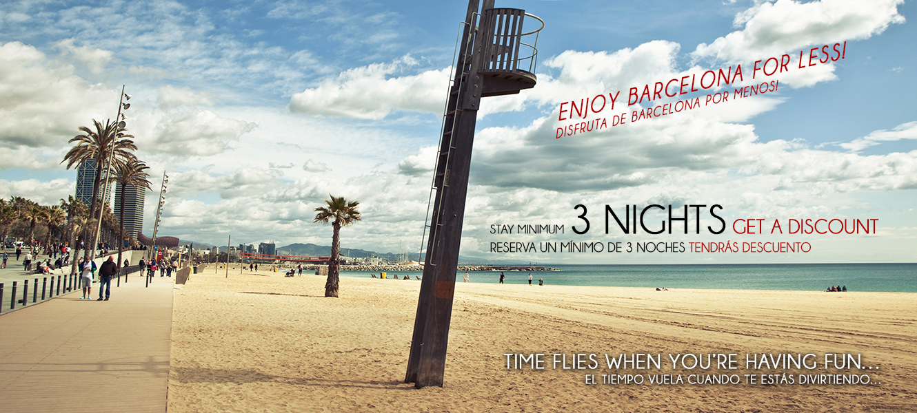 Enjoy Barcelona for less - AinB